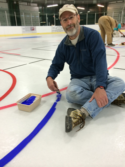 Painting the Lines